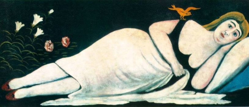Яркие картины грузинского художника Нико Пиросмани