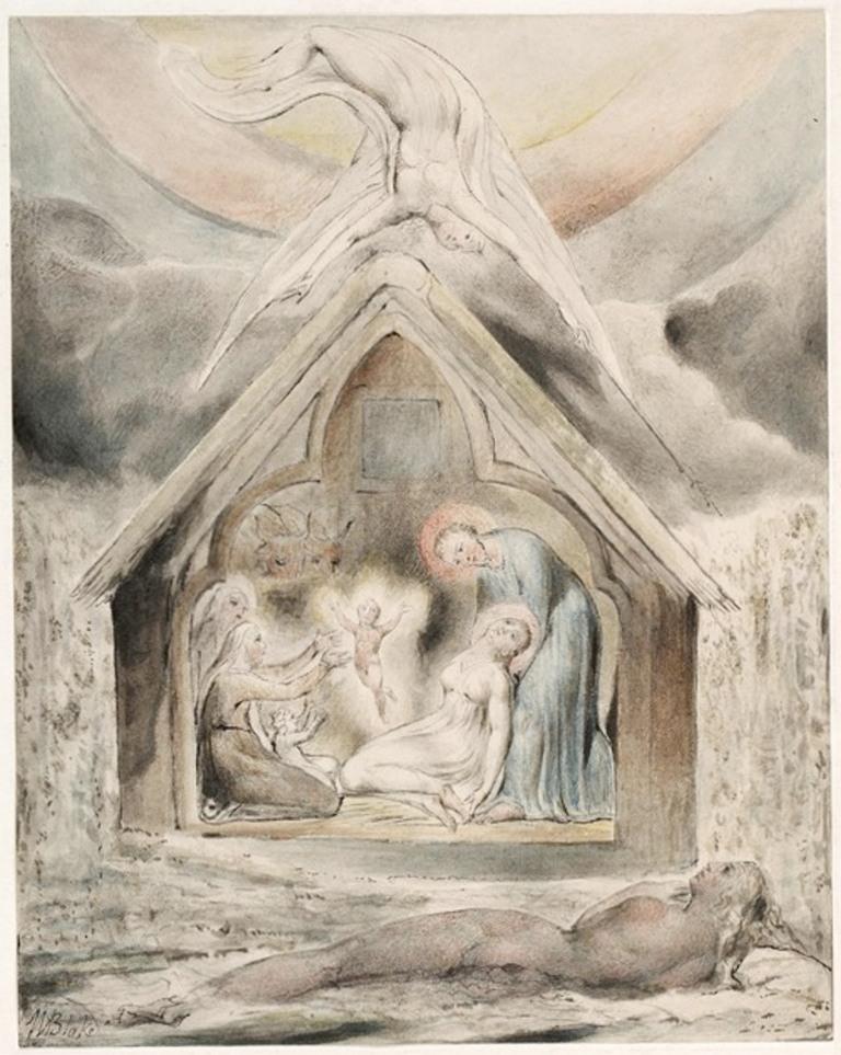 Ночь мира - Уильям Блейк (1815)