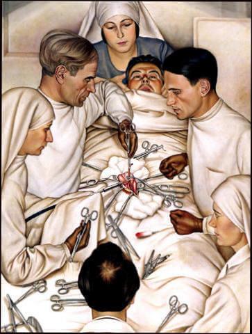 Операция - Кристиан Шад (1929)