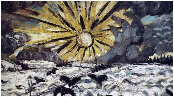 Отто Дикс – картины художника экспрессиониста