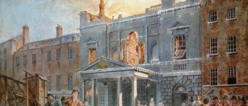 Уильям Тёрнер, исторический романтизм в картинах