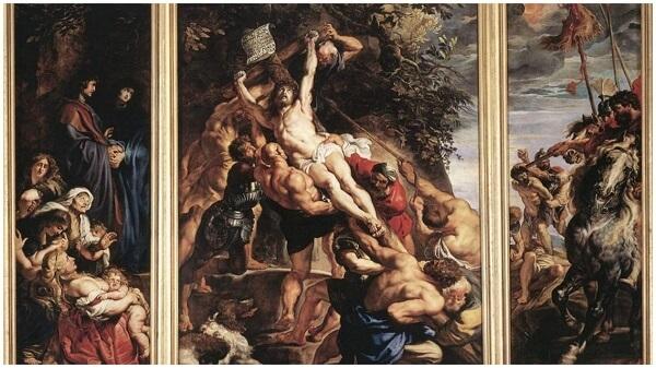 Питер Пауль Рубенс, картины и творчество художника