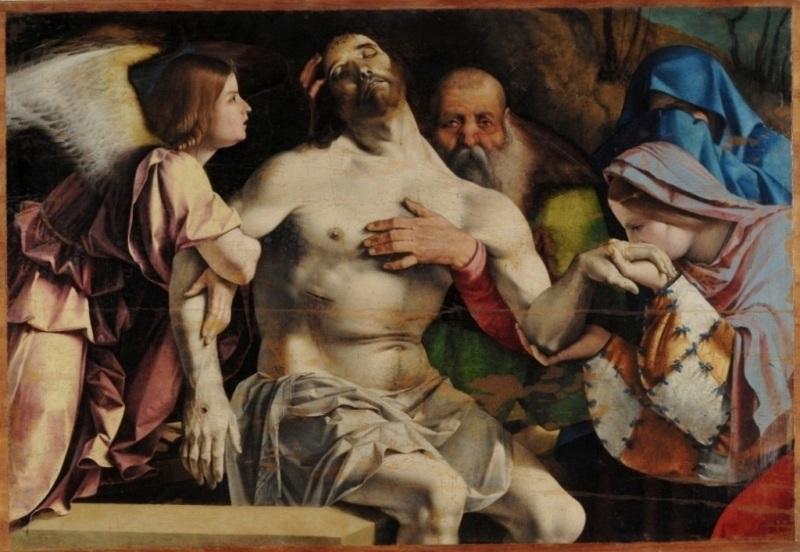 Полиптих в Пинакотеке Реканати - Лоренцо Лотто (1508)