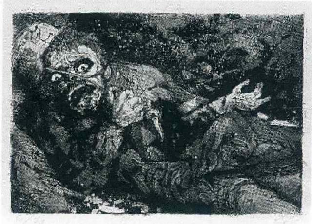 Раненый солдат - Отто Дикс (1924)
