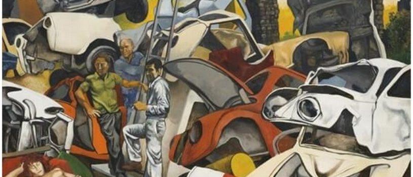 Ренато Гуттузо, картины от экспрессионизма до неореализма