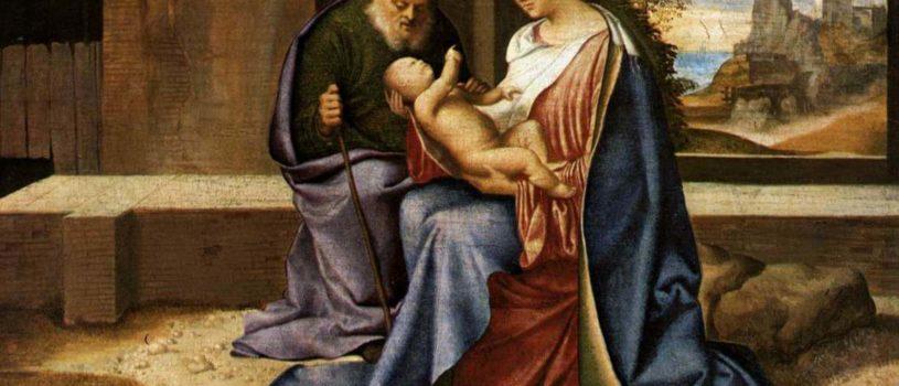 Джорджоне – картины художника эпохи возрождения