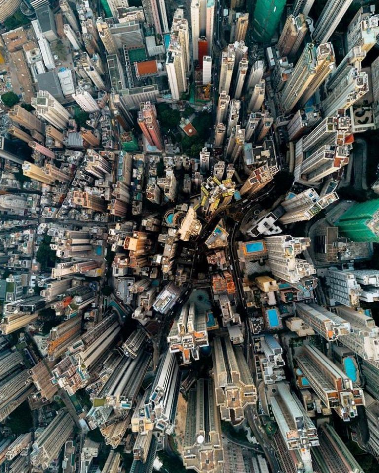 Вдохновляющие фотографии - Виктор Ченг (Гонконг)