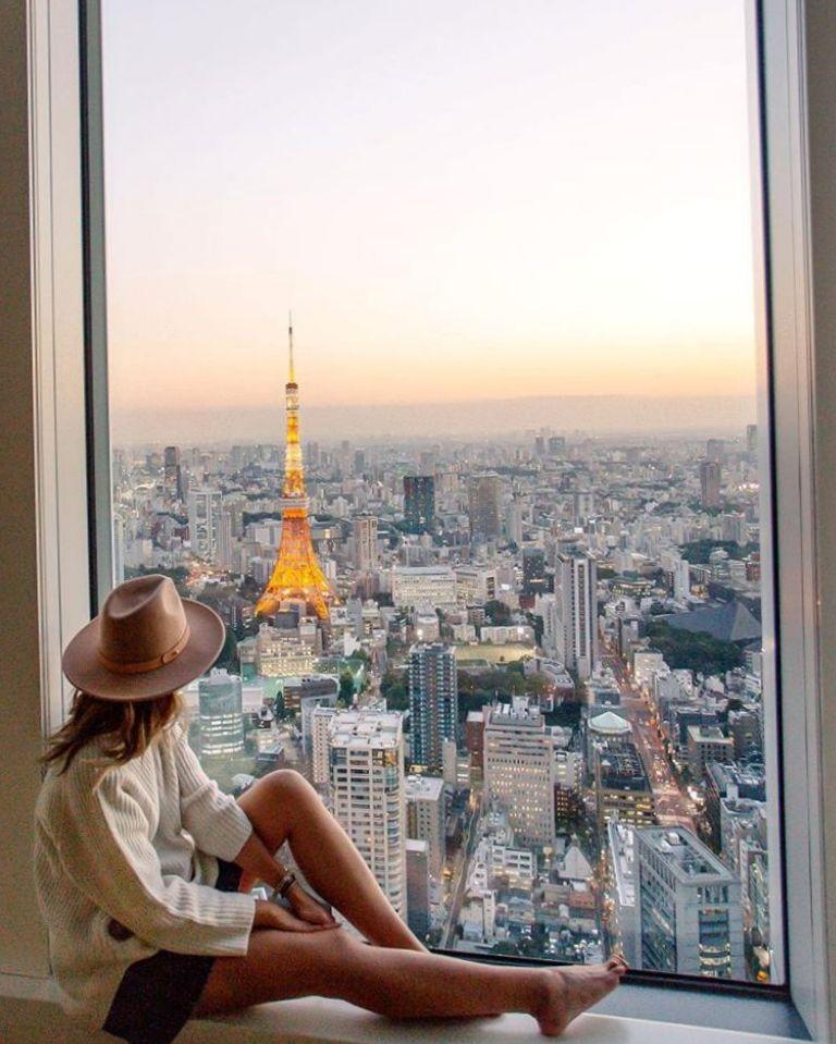 Вдохновляющие фотографии - Виктор Ченг (Токио, Япония)