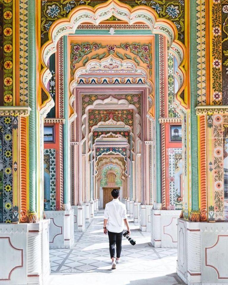 Вдохновляющие фотографии людей - Виктор Ченг (Джайпур, Раджастхан)