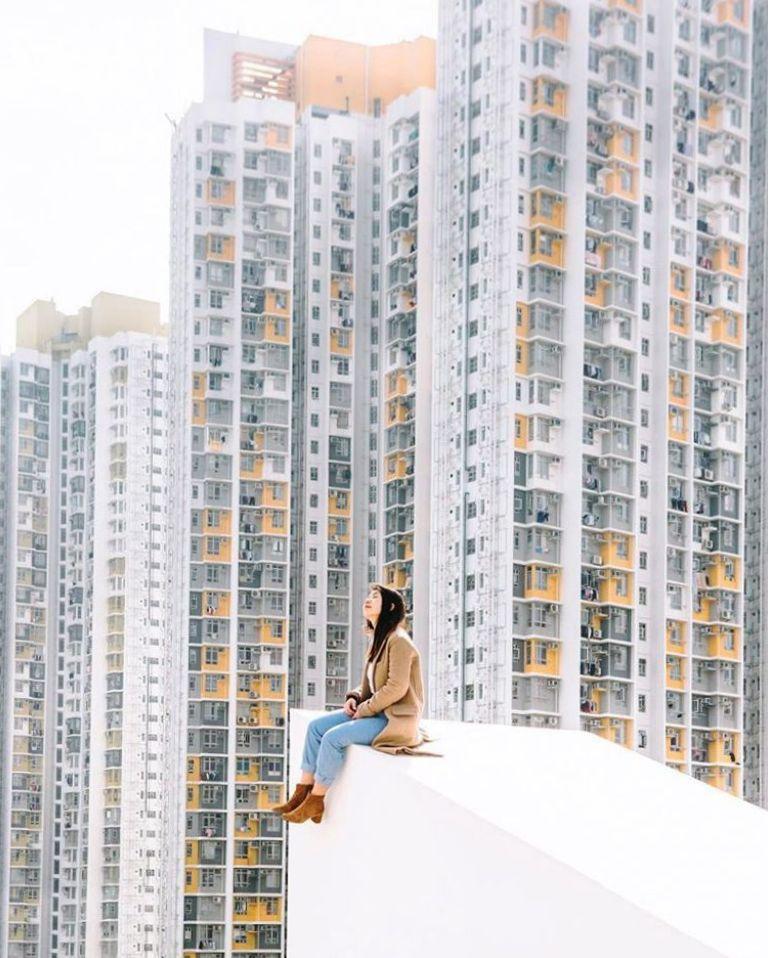 Вдохновляющие фотографии людей - Виктор Ченг (Гонконг)