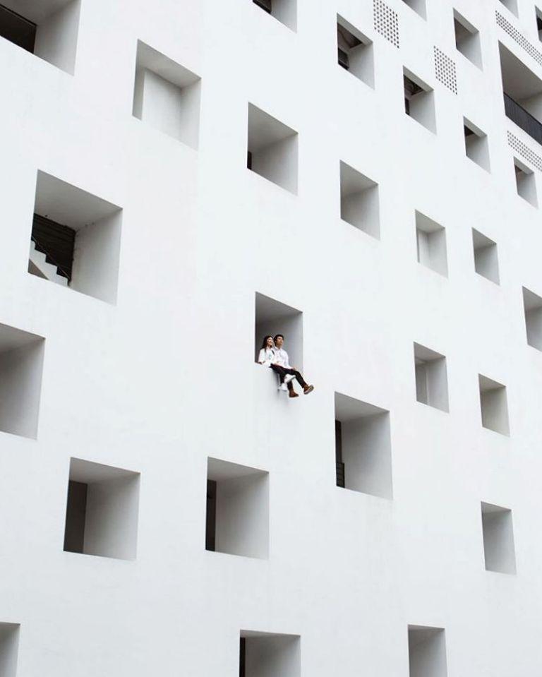 Вдохновляющие фотографии людей - Виктор Ченг (Женьшень)