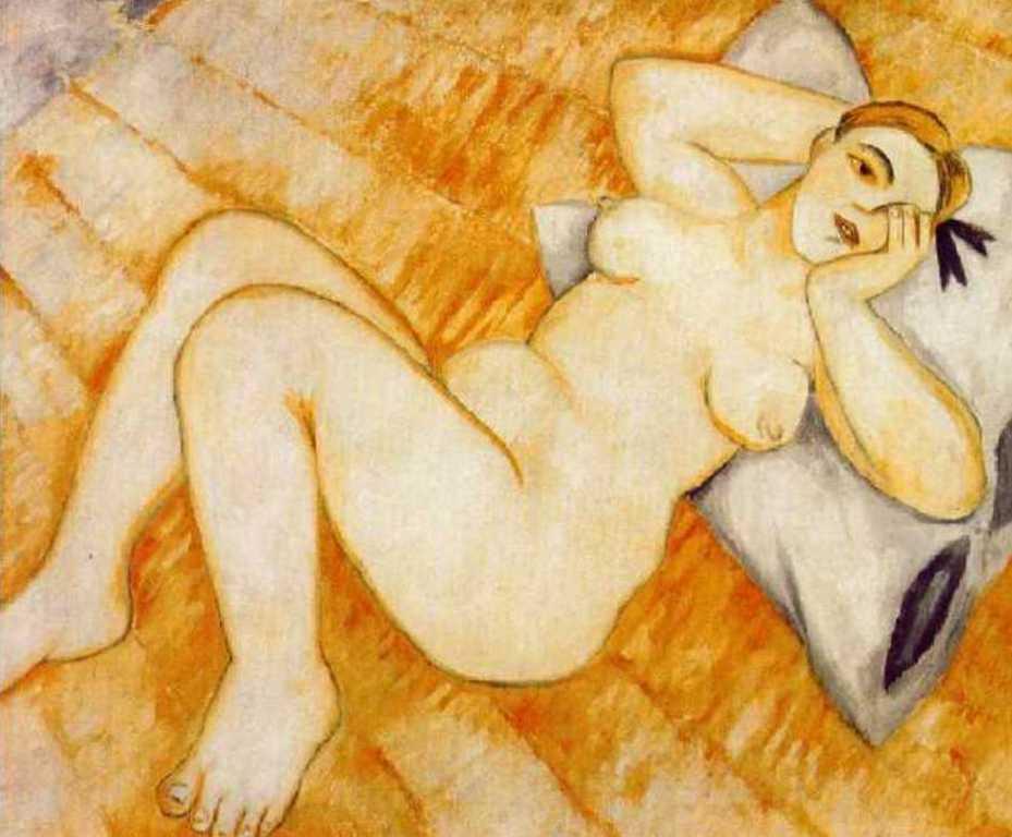 Венера - Михаил Федорович Ларионов (1912)