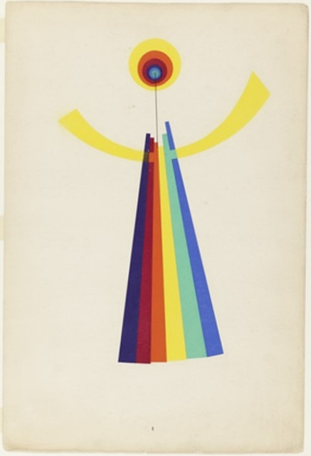 Вращающиеся двери - Ман Рэй (1926)
