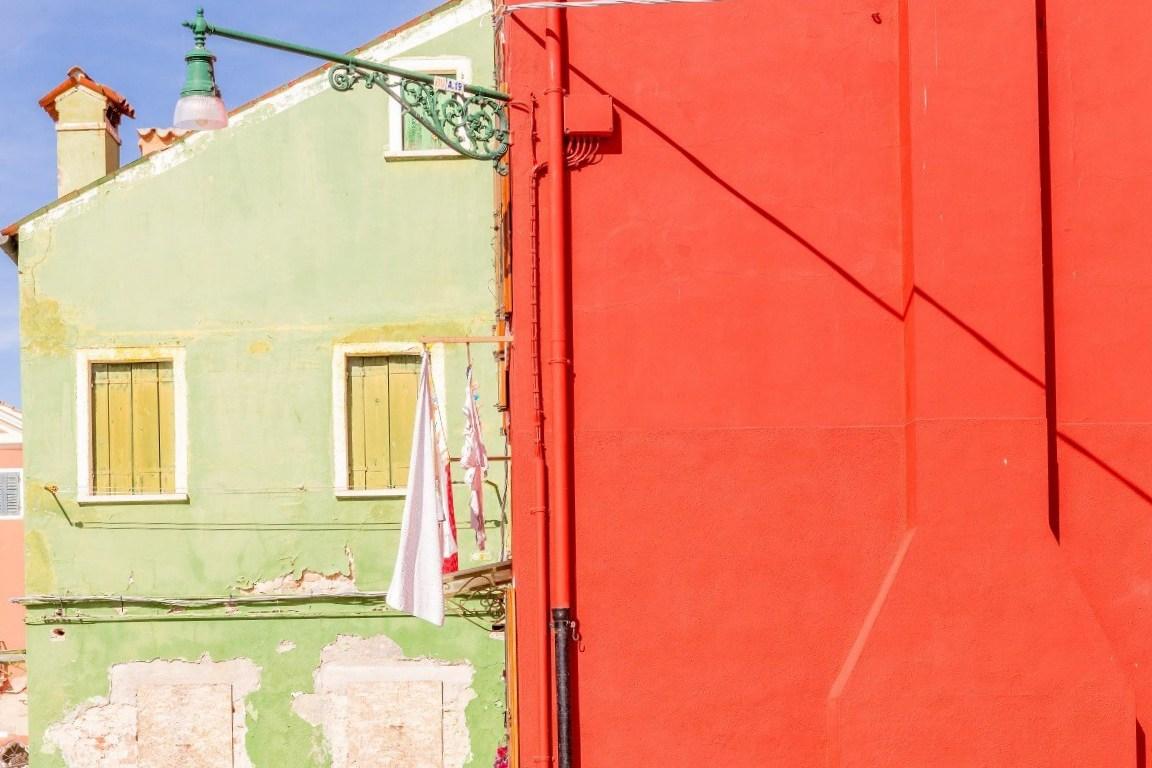 Яркие цвета острова-квартала Бурано 3