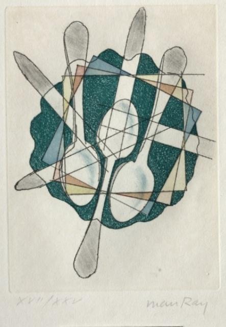 Электро-магия - Ман Рэй (1972)