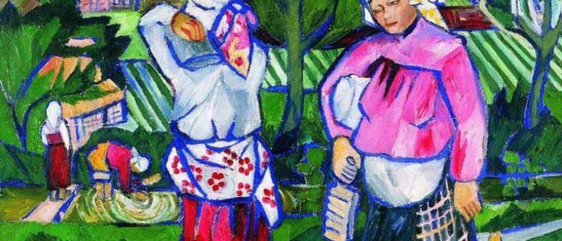 Картины художницы Натальи Сергеевны Гончаровой