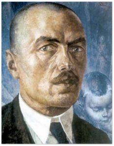Петров-Водкин Кузьма Сергеевич (1878—1939 гг.)