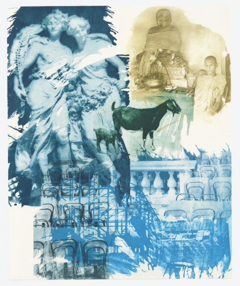 Роберт Раушенберг — картины и творчество американского художника 3