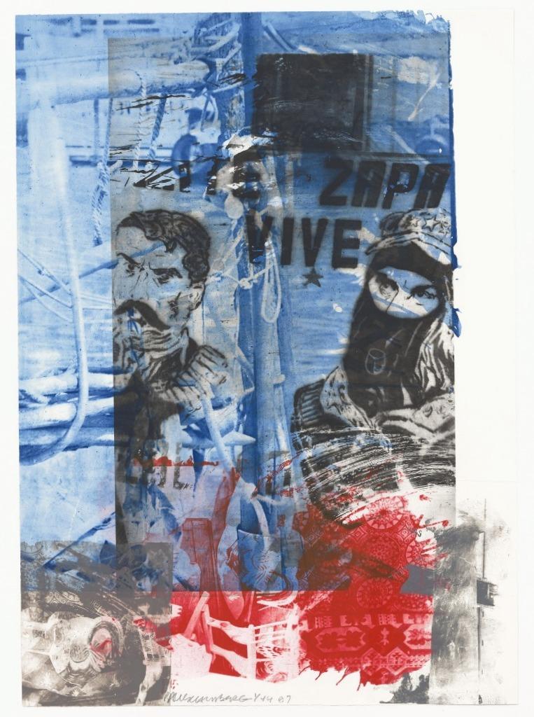 Роберт Раушенберг — картины и творчество американского художника 4