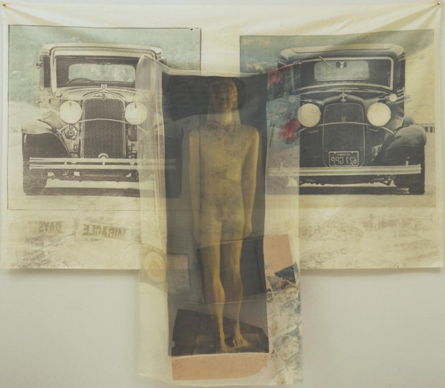 Роберт Раушенберг - Мята (1974)