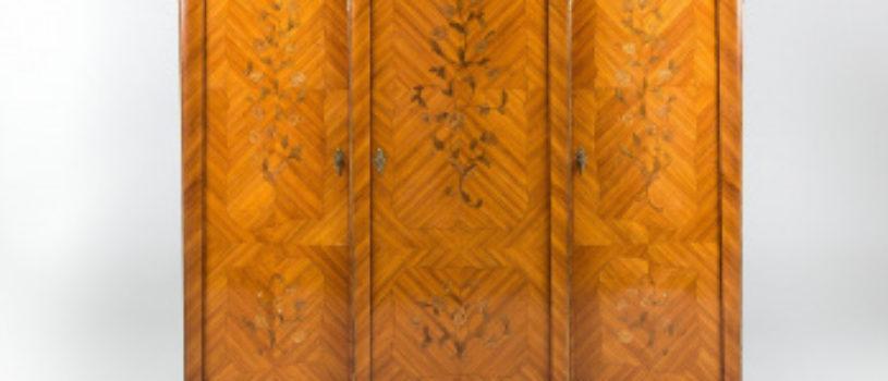 Виды и этапы реставрации антикварной мебели