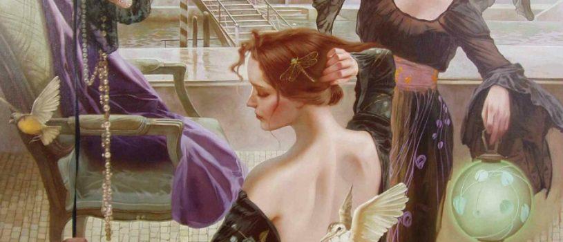 Вопреки советской цензуре. Гармония в женских образах (Светлана Валуева)