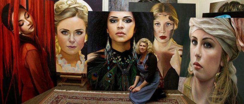 10 потрясающих женских образов Кристиан Влегелс, которые вас очаруют