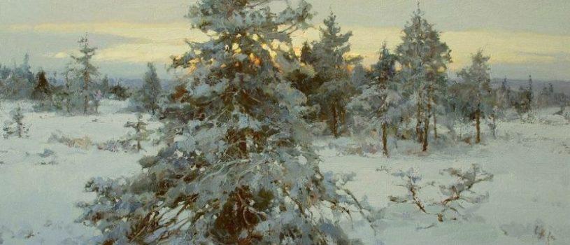 Потрясающая живопись Юрия Васендина