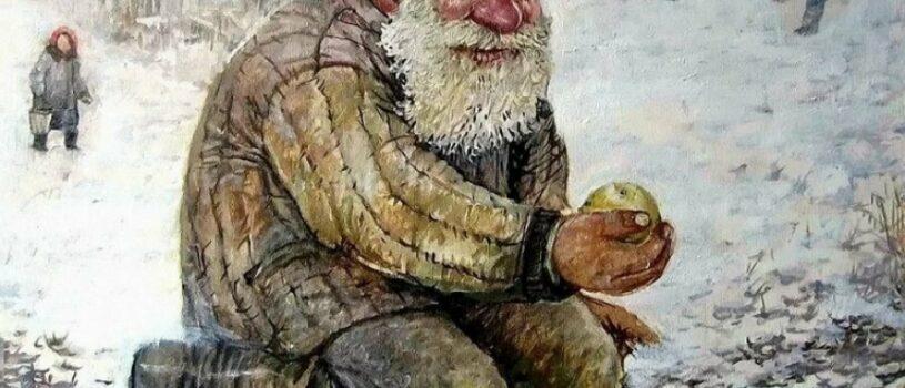 «Душа не стареет»- сентиментальная подборка картин