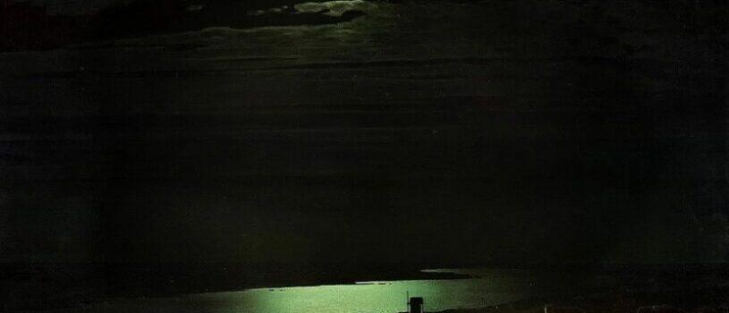 Лунная ночь на Днепре: картина, перед которой многие зрители замолкали в молитвенной тишине