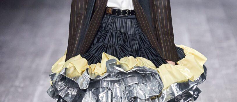 Коллекция мужской одежды от Louis Vuitton