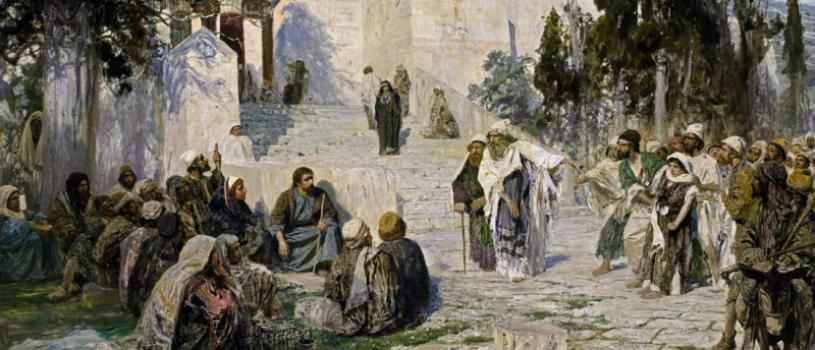 Картина, которая вызвала восторг императора и негодование Льва Толстого