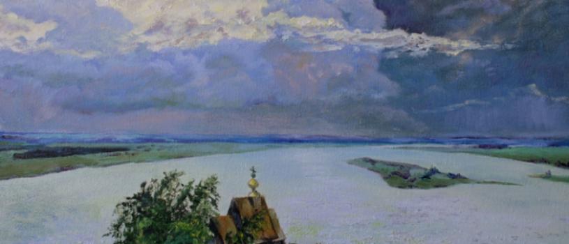 «Над вечным покоем»: целый год Левитан писал картину, слушая траурный марш Бетховена