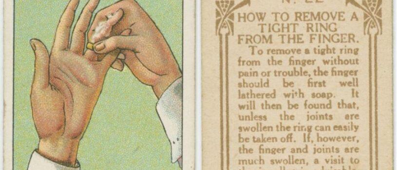 8 простых лайфхаков 100-летней давности наглядно: одни классные, другие до смешного устарели