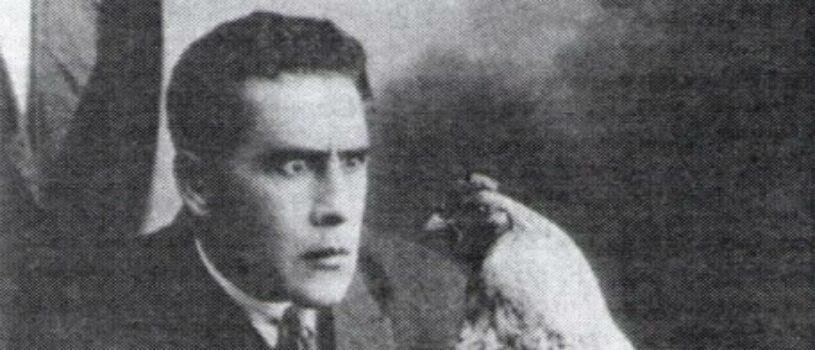 Первый советский йог гипнотизирует курицу (1923 год). История за кадром, популярным сейчас на Западе